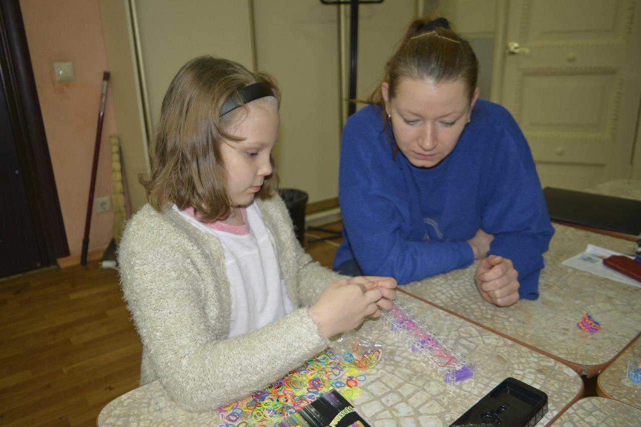 мастер-класс плетение из резиночек