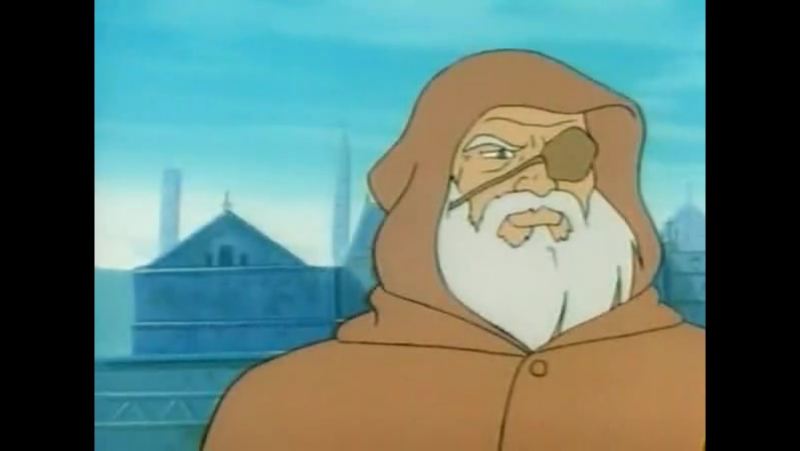Конан: Искатель Приключений (1993) [s02e42 - Once Future Conan]