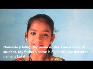 Meet our Learner-ISHA