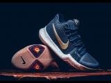 Розыгрыш Nike Kyrie 3 Obsidian