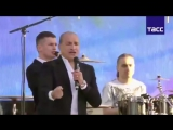 Хор Турецкого Майский вальс. Концерт на Жандарменмаркт, Берлин. 7 мая 2017г (1)
