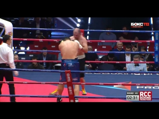 Гасан Гимбатов (3-0, 2ко) (Россия) 🆚 Юрий Быховцев (9-14-3, 5ко) (Белоруссия)