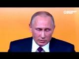 Путин про недопуск Навального на выборы президента / сравнил Навального с Саакашвили [Рифмы и Панчи]