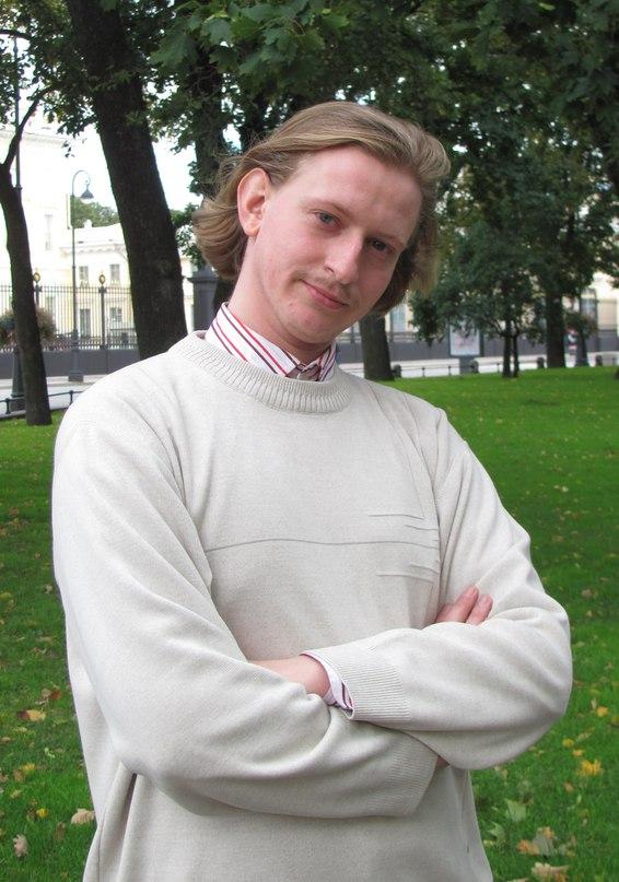 Сергей Явушкин   Санкт-Петербург
