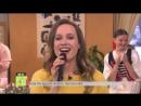 Kristína Sympatie 30 11 2017 Teleráno TV Markíza