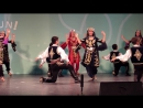 Hacettepe University Children Folk Dance GroupTurkey folkdance-Brave warrior d