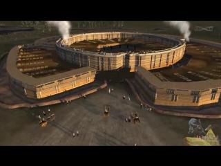 АРКАИМ - модель поселения