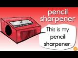Learn My School Vocabulary _ Phrases 2 - Listen  Repeat - ELF Learning - ELF Kids Videos
