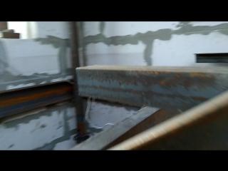 Изготовили металло каркас для Лестницы
