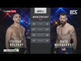 UFC 212 Витор Белфорт vs Нейт Марквардт обзор боя