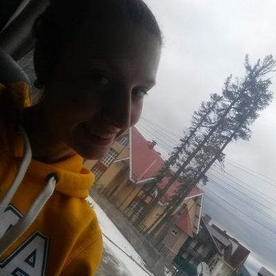Анастасия Аношкина