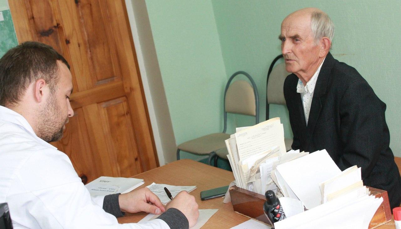 Зеленчукский район посетила бригада врачей-онкологов