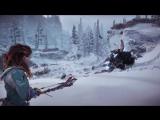 Horizon Zero Dawn: The Frozen Wilds - создание огневолка