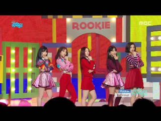170204 Music Core - Rookie