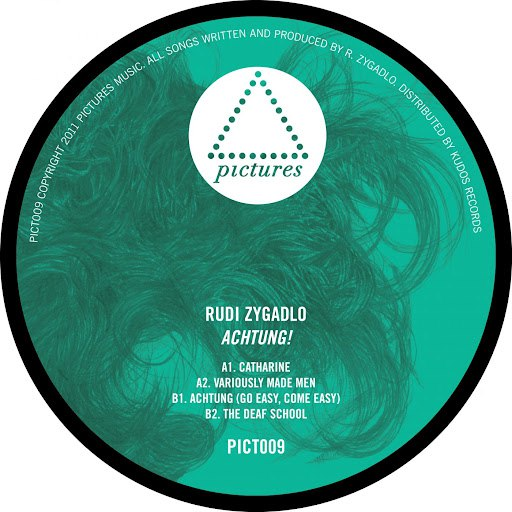 Rudi Zygadlo альбом Achtung!