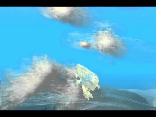 San Andreas Predator Invasion Predator Ship Cloaking