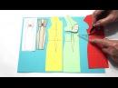Три кокетки с разными растворами нагрудных вытачек Моделирование со Светланой Поярковой