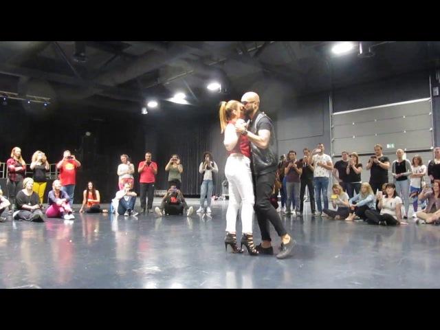 ALBIR ROJAS DOS TRECY GOMES - FESTIVAL KIZOMBA LUXEMBOURG 2017