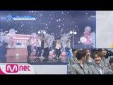 PRODUCE 101 season2 [101스페셜] I Know You Know 2배속 댄스 @콘셉트 평가 170609 EP.10