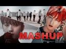 MASHUP SEVENTEEN SF9 B.A.P Dont Wanna Cry X O Sole Mio X Wake Me Up