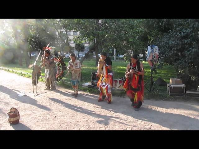 Inca Sol Wuauquikuna 2014 SPb - Celia