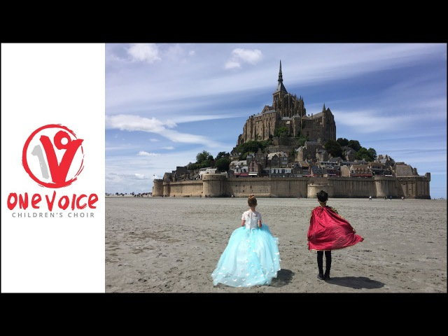 Something Just Like This by The Chainsmokers and Coldplay | Cover by One Voice Children's Choir