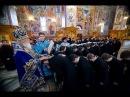 Постриг во чтецы студентов Одесской духовной семинарии