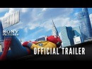 SPIDER-MAN: HOMECOMING - Official Trailer 2 (HD)
