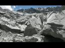 Ледник Кашкаташ, 9 июля 2017