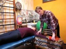Лечение положением после инсульта Рука Treatment status after a stroke Hand