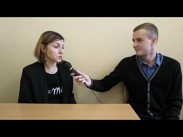 БелГУТ-ТВ. Видеоопрос ко Дню защитников Отечества