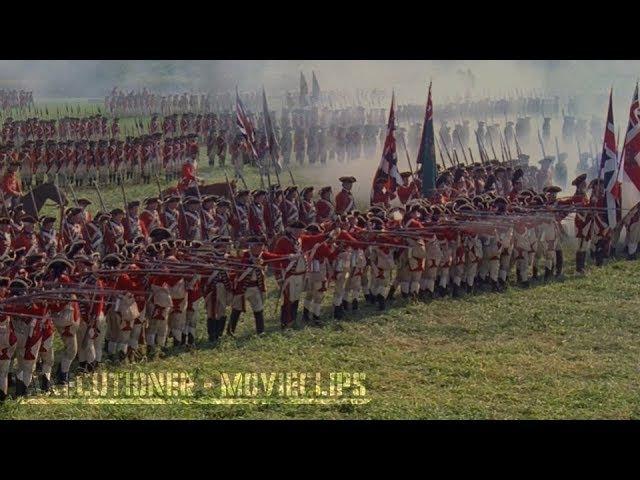 The Patriot |2000| All FightBattle Scenes [Edited] (April 19, 1775)