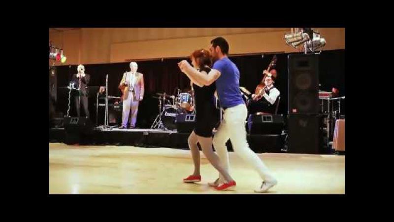 Восхитительные танцы от Band ODESSA!
