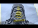 Ikh Mongol Uls, Mongol Empire tribute flag & anthem