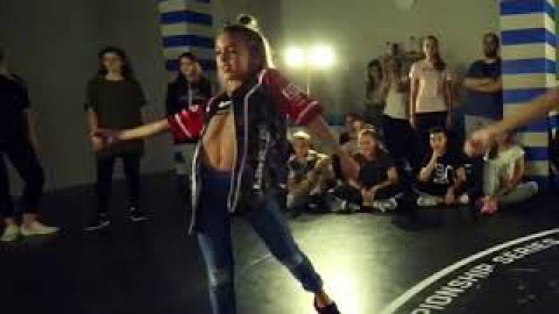 Ева Уварова Танцы на ТНТ