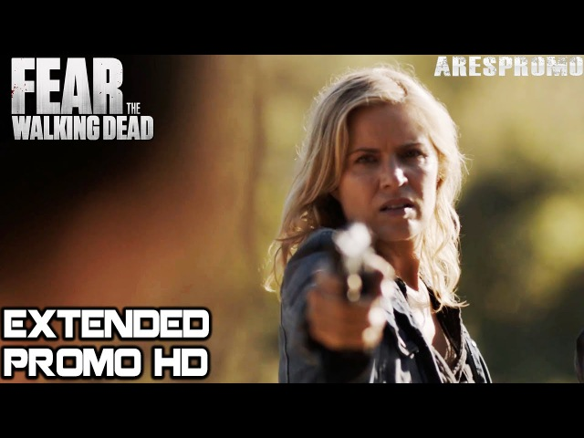 Fear The Walking Dead 3x06 Trailer Season 3 Episode 6 Promo/Preview HD Red Dirt