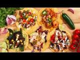TACOS  5 Delicious Ways