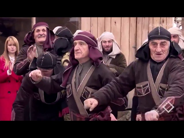 Это истинно аджарский танец... Old Adjarian dance, Старый аджарский танец, ძველი აჭარული ცეკვა.
