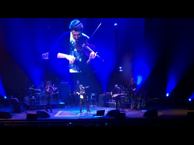 Nov 20, 2017 David Garrett in Buenos Aires - They don't care about us.
