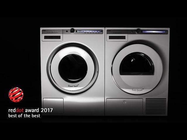 ASKO Pro Home Laundry — Red Dot Best of the Best победитель 2017