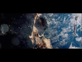 Реклама с намеком что мы живем под куполом из воды !