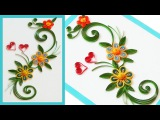 paper quilling How to make