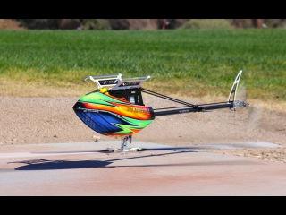 Alan Szabo Jr. ALIGN Trex 800E DFC 850MX Dominator 2/5/2014