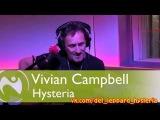 Vivian Campbell (Def Leppard) Live performing