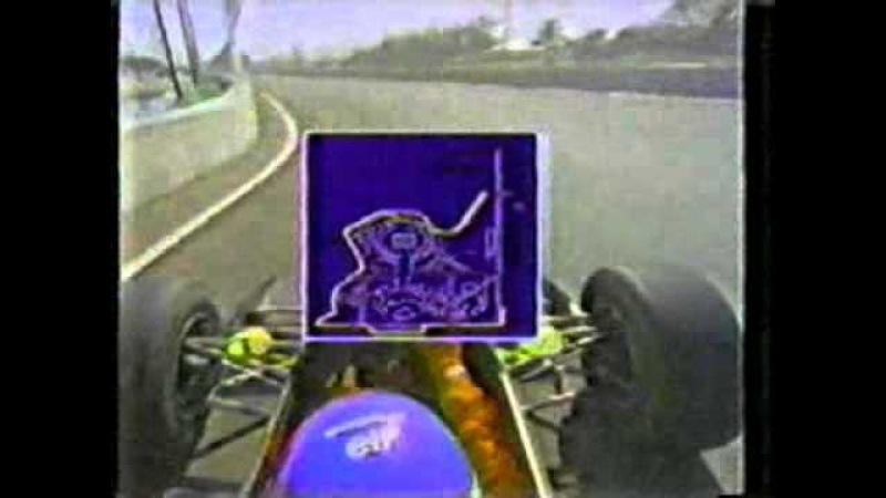 Dallas Grand Prix 1984 onboard lap