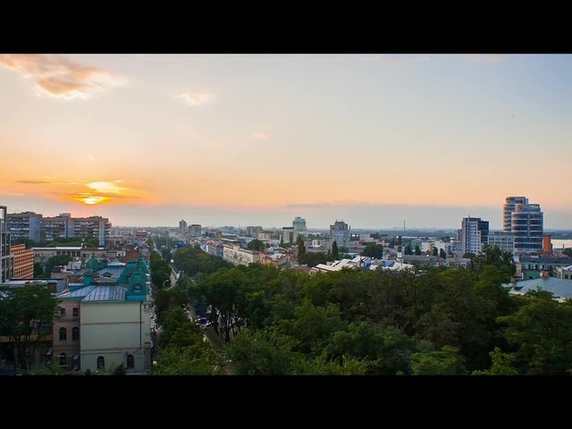 Around the city. Dnipropetrovsk time lapse stories — Днепропетровск, видео города / Episode I