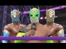 WWE 2K17 Story - Sin Cara Gets Replaced - Feat. Sin Cara Azul, Mistico, Myzteziz, Caristico