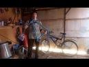 Крокодил. Вторая жизнь старого велосипеда. Часть 1.