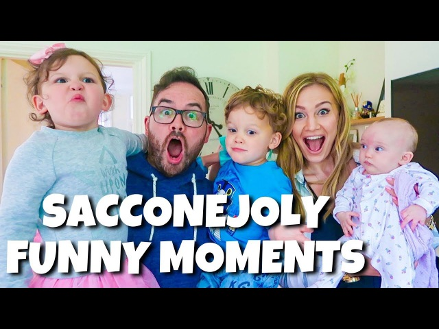 SACCONEJOLY FUNNY MOMENTS - PART ONE