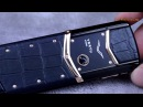 копия Vertu Signature S Design DCL black gold